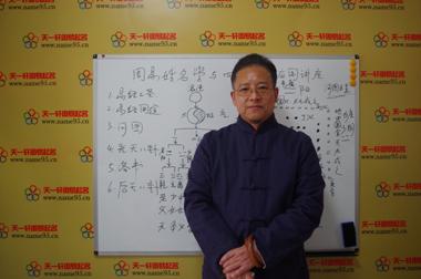 李邦源老师讲课河图